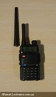 Нажмите на изображение для увеличения Название: Антенна SF-18 и штатная, размер 1.png Просмотров: 53 Размер:169.0 Кб ID:21721