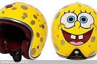 Нажмите на изображение для увеличения Название: les-ateliers-ruby-spongebob-squarepants-pavillon-helmet-1.jpg Просмотров: 1326 Размер:146.6 Кб ID:3377
