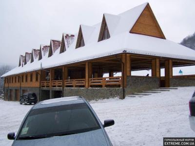 Курорты Закарпатья предлагают оздоровление в течение всего года.