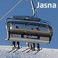 горные лыжи Ясна Словакия